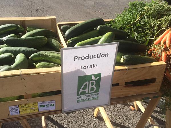 (Bon plan) Les marchés de producteurs  >>>  La Gazette sud-Isère